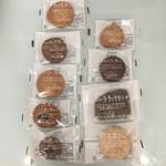 ツマガリ - 甲子園通り(クッキー)17枚入り ¥2,160税込 2016/07/07-頂き物