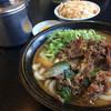 牧のうどん - 料理写真:肉うどん