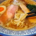 麺処 善龍 - 料理写真:麺アップ