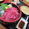 えちぜん - 料理写真:本マグロの山盛り切り落とし丼800円(内税)。