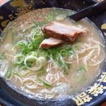 麺専科げんき - ラーメン