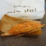 パンストック - めんたいフランス