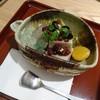 割烹そば 神田 - 料理写真:わらび餅栗パフェ