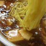トーフラーメン 幸楊 - zoom up 温まるとろみあるスープでした