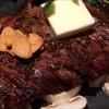 ステーキハウス TERA - 料理写真:定番のハラミステーキ(200g)