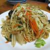 尚チャンラーメン - 料理写真:やきそば(醤油味) 750円