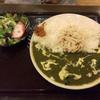 Shoufukuan - 料理写真:グリーンカレー