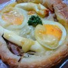 ポワール - 料理写真:焼きカレーパン