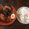 ココペリ ツリー ピープル - 料理写真:自家製ベーコンのスープカリー(カキスープ)