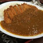 湾岸ラーメン食堂 - カツカレー