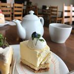 CAFÉ de ROMAN - アールグレイ プレミアムチケットの紅茶は3種ありました  他はアッサムとセイロン