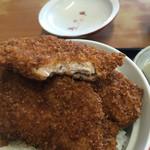 五十番 - 「ソースカツ丼」(670円)
