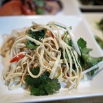 味坊鉄鍋荘 - 干し豆腐