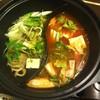 鍋処 こたつ屋 - 料理写真:醤油とトマトスープです