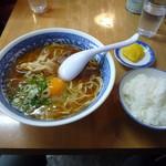 生姜ラーメン みづの - タクレレ チョイス