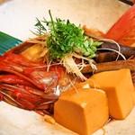 松寿司 - 金目鯛 煮付け