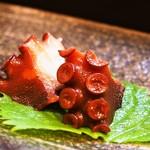 松寿司 - 蛸やわらか煮