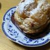 カントリーマアム FACTORY - 料理写真:1612 カントリーマアム 窯だしパイシュークリーム(カントリーマアムクリーム)@195円