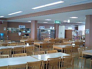 鳥取県庁食堂