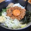 みのわ - 料理写真:【2016.12.30】台湾まぜそば¥850