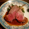 神田山 - 料理写真:仔羊ロースト:2,500円