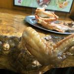 60704600 - なると本店(北海道小樽市稲穂)若鶏半身揚げ