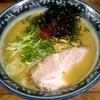 佐市 - 料理写真:らぁ麺:900円