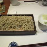 手打そば 尾沼 - 料理写真:20161231 盛り蕎麦