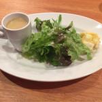 イルバンボリーノ - スープ、サラダ
