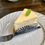レマン - 料理写真:窯焼きチーズタルト