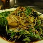 シャンウェイ - 蒸し鶏