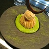 トシ・ヨロイヅカ 東京 - 料理写真:浮島……僕はモンブランなのだ!