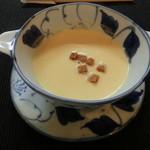 洋凡料理 NAKAMURA - クリームコーンスープ