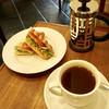 丸山珈琲 - 料理写真:エチオピア イルガチェフェ¥802 BLTサンド¥356
