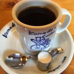 コメダ珈琲店 - ドリンク写真:ブレンドコーヒー