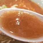梅光軒 - スープはこんな感じ