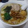 中華そば丸信 - 料理写真:ワンタンメン+味付け玉子