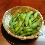 魚菜串 いちころ - 枝豆