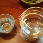 魚菜串 いちころ - 佐吉の里 巧 純米吟醸