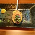 魚菜串 いちころ - ナス田楽串
