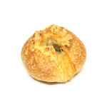 リョウイチヤマウチ - エメンタールチーズとゴルゴンゾーラのパン・オ・ルヴァン (250円) '16 3月中旬
