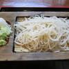 今昔 - 料理写真:更科そば:1000円