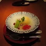 中村孝明YOKOHAMA - 季節のフルーツゼリー