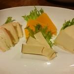 喰らい場 - チーズ盛合せ