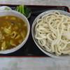 永井 - 料理写真:カレー汁うどん(大)