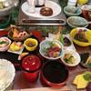 すき焼 小川亭 - 料理写真:2016/12/23   お昼の定食  2700円 (コーヒー付き)