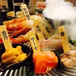 47都道府県の日本酒勢揃い 夢酒 - 新鮮素材が目白押し!