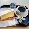 ル・カフェドトール - 料理写真:クロックムッシュモーニングセット530円