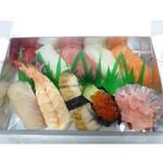 呉竹寿司 - 料理写真:持ち帰り用 1700円位