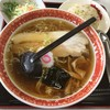 いもせ食堂 - 料理写真:半チャンラーメン